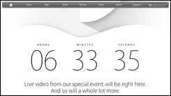iPhone 6 Live Event