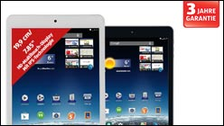 Aldi: Medion Lifetab S7852 Tablet-PC als Angebot!