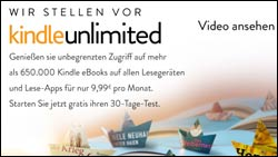 Amazon: Kindle unlimited Flatrate in Deutschland