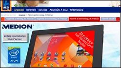 Medion LifeTab: Tablet-Schnäppchen ab Donnerstag