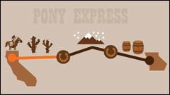 Neues Google-Game: Pony Express