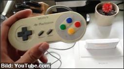 Prototyp einer Sony / Nintendo Playstation aufgetaucht!