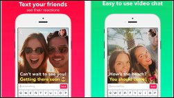 Yahoo Livetext: Video-Chat-App ohne Ton