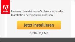 Flash Player Update schließt wieder kritische Sicherheitslücken