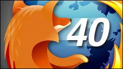 Firefox 40 - Neu mit mehr Sicherheit!