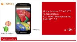 Smartphone Schnäppchen? Motorola Moto G2 bei Aldi Süd!