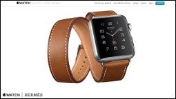 Apple Watch, Hermès Edition: Ab 5. Oktober!