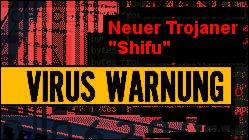Shifu heisst ein neuer, gefährlicher Banking-Trojaner, den IBM Experten enttarnt haben.