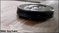 iRobot Roomba 980: Saugen mit WLAN und Kamera!
