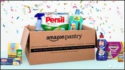 Amazon Pantry: Neuer Lieferservice für Lebensmittel - lohnt sich das?