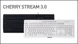 Langlebig und sicher vor umkippenden Getränken: Cherry stream 3.0