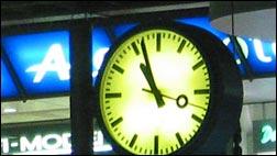 Zeitumstellung 2015: Uhr zurückgestellt?