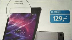 Lifetab P8314: Tablet Schnäppchen bei Aldi!