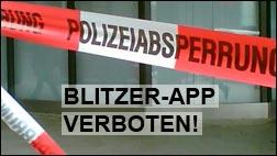 Teure App: Radar-Warner jetzt verboten!