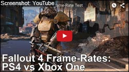 Fallout 4 im Framerate  Test!