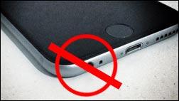 iPhone 7: deutlich dünner, dafür kein 3,5mm Kopfhörer-Anschluss mehr?