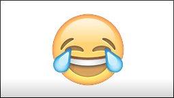 Ein Smiley wird das neue 'Wort des Jahres' in England! ?