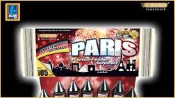 """Aufregung gerechtfertigt? Feuerwerk """"Paris"""""""