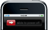 iPhone ausschalten