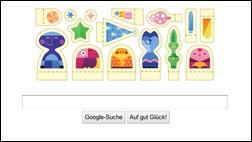 Frohe Weihnachten: neues Google Doodle!