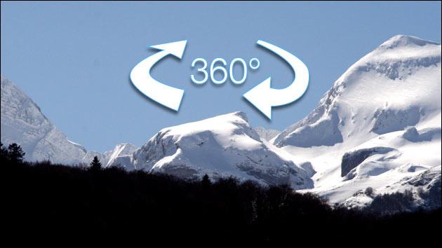 Atemberaubend: Die Streif-Abfahrt als 360° Video!
