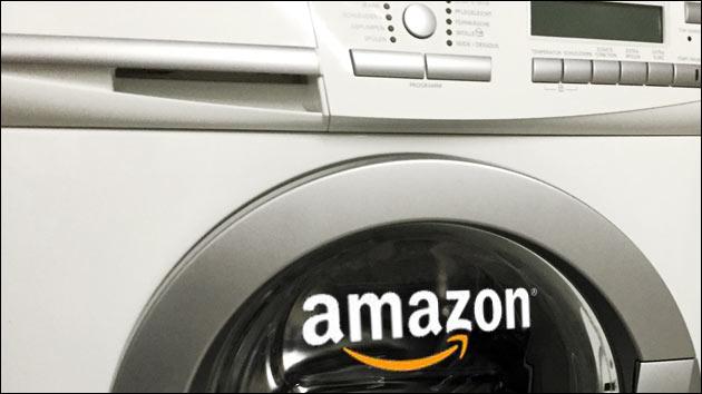 Neue Waschmaschine kauft selber ein!