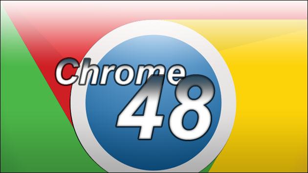Chrome 48 ist da!