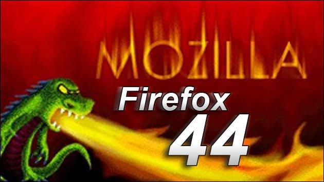 Das ist neu beim Firefox 44!