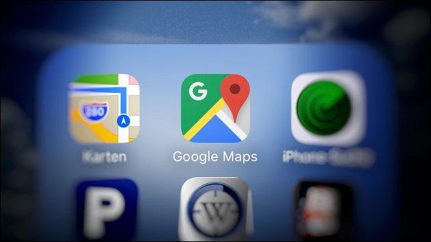 "Google Maps mit neuer Funktion: ""Driving-Mode""!"