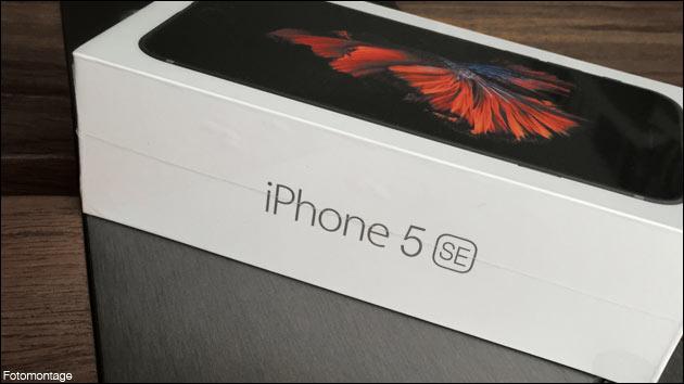 iPhone 5SE im März: Das soll es können!