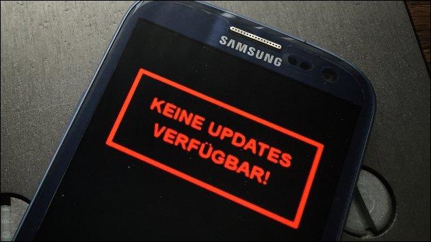 Klage: Samsung soll Geräte länger mit Updates versorgen!