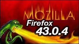 Firefox 43.0.4 ist da!