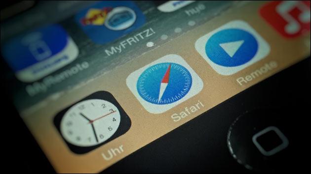 Safari funktioniert wieder!