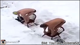 Schnee-Sprung: SnowChallenge2016!