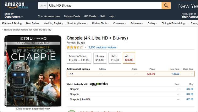 Ultra HD Blu-Ray: Jetzt vorbestellbar!