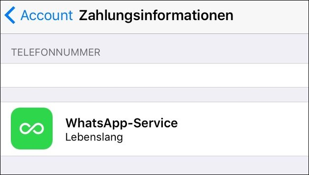 Gerücht: WhatsApp jetzt doch nicht immer kostenlos?