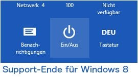 Windows Patchday: Support-Ende für Win 8 und IE!