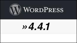 Wordpress 4.4.1: Sicherheitsupdate!