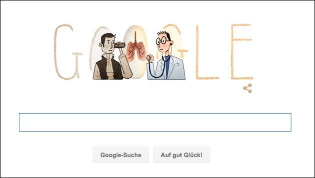 Heute bei Google: Das Stethoskop!