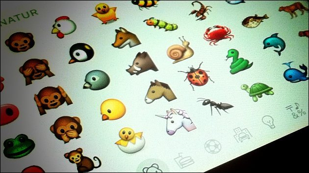 Neue Emoji-Smileys für WhatsApp!