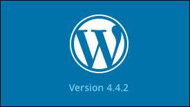 Wordpress 4.4.2 ist da - schnell installieren!