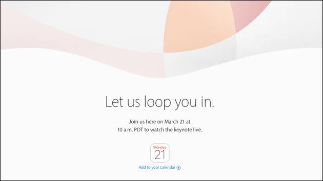 Apple-Event am 21. März: Das soll Apple heute zeigen!