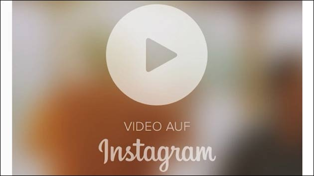 Instagram Video: Videos jetzt 4x so lang!
