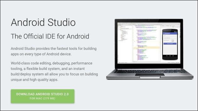 Android Studio 2 erschienen: Hier gehts zum Download!
