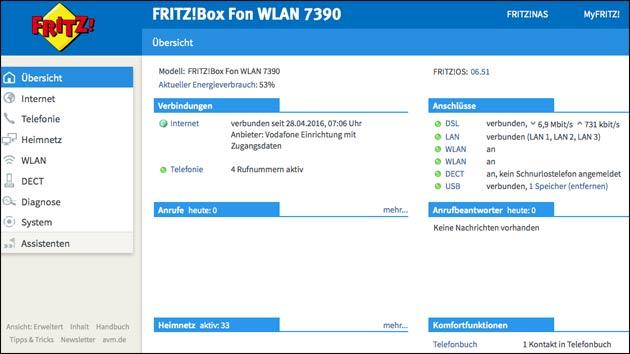 Fritzbox Update behebt Sicherheitslücke
