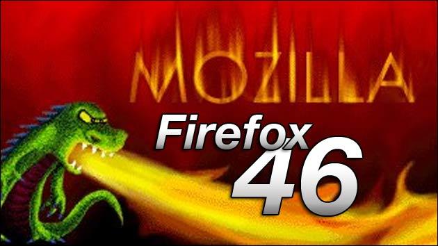 Firefox 46 ist da!