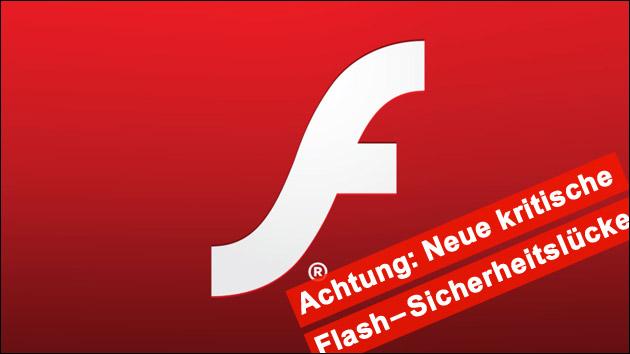 Flash Sicherheitslücke
