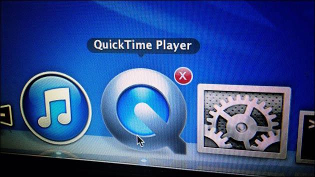 Wer den QuickTime Player löscht, könnte Probleme mit Adobe Video-Programmen bekommen!