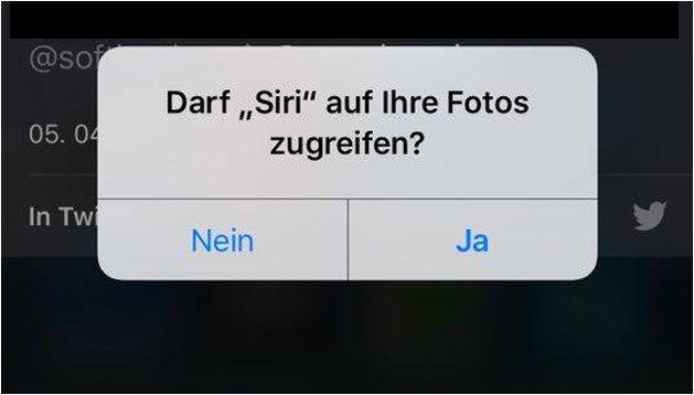 Vorsicht: So umgeht Siri die iPhone-Sperre!