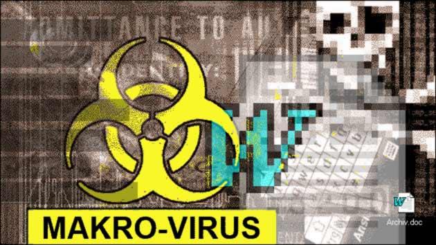 Vorsicht: Makro-Virus in gefälschter Amazon-Computer-Rechnung!